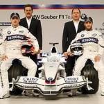 AUTO-F1-GERMANY-BMW-PRESENTATION