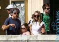 Dopo la Costiera Amalfitana, Ben Stiller continua la sua vacanza a Roma