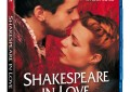 Shakespeare in Love in Bluray Universal