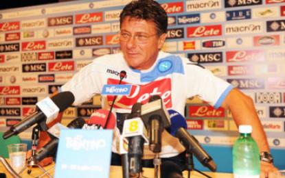Mazzarri comincia a modellare la squadra a Dimaro. Oggi è atteso il presidente che saluterà la squadra.