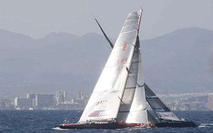 Napoli ad un passo dalla Luis Vuitton cup
