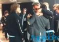 L'abbraccio di Gattuso con in suoi compagni di Nazionale, prima della festa tricolore a Rizziconi – Video Esclusivo