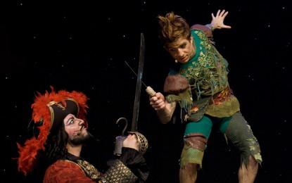 Stasera al Sistina torna in scena 'Peter Pan il musical'