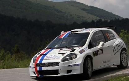 Rally, Luca Rossetti è il numero 1 nel Ranking Italiano 2011
