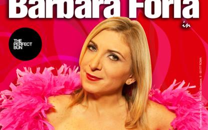 'Il piacere è tutto mio', Barbara Foria al Teatro dei Satiri