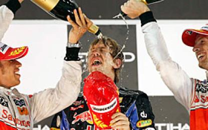 Flop Ferrari ad Abu Dhabi, Vettel Campione del Mondo