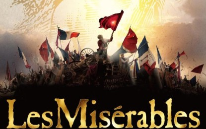 "IL FILM MUSICAL ""LES MISÉRABLES"" IN PRIMA ASSOLUTA  ALL'AUDITORIUM OSCAR NIEMEYER DI RAVELLO"