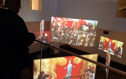 Il  MOMA (museum of modern art) annuncia le esibizioni e gli eventi del mese di gennaio 2014.