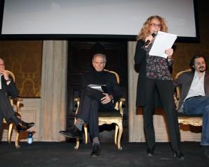 Carlo Verdone Incontra L'arte,il Cinema e La Cultura a Palazzo Barberini-Photogallery
