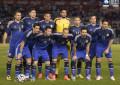 L'Argentina regola 3-0 Trinidad&Tobago con reti di Palacio, Mascherano e Maxi Rodriguez.
