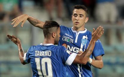 Tim Cup: Palermo eliminato in casa dal Modena, e lo Spezia si fa rimontare dal Perugia. Goleade per Lazio ed Udinese.