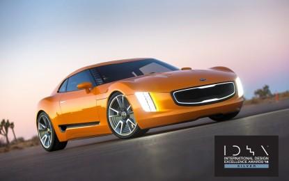 Il concept Kia GT4 Stinger e la nuova Soul premiate negli USA.