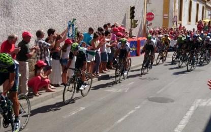 La vuelta di Spagna impressiona il mondo