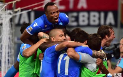 Serie A TIM: De Guzman urlo partenopeo, Handanovic salva Inter, Di Natale trascina l'Udinese e Zaza bomber da Nazionale