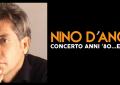 """Nino D'Angelo parte con un sold out. """"Concerto anno '80…e non solo"""" debutterà a Napoli il 1°novembre."""