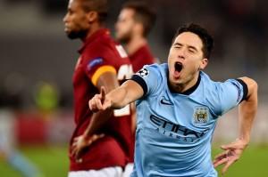 Roma-v-Manchester-City