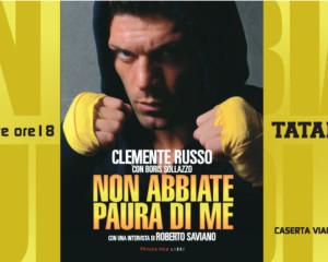 """""""Sono Clemente Russo, da Marcianise, terra di camorra, di fuochi e di pugili. Ho due sogni: essere il portabandiera alle Olimpiadi di Rio nel 2016. E poi vincerle."""""""