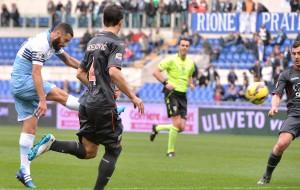 Soccer: Serie A; Lazio-Palermo