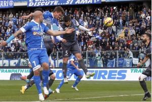 Soccer: Serie A: Empoli-Chievo Verona
