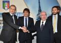 Presentata l'amichevole con l'Inghilterra. Per due settimane Torino diventerà 'Città Azzurra'