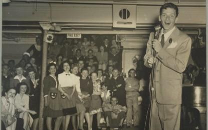 Sinatra, an america icon. Dal 5 marzo al 4 settembre 100 anni di Sinatra in mostra a New York.
