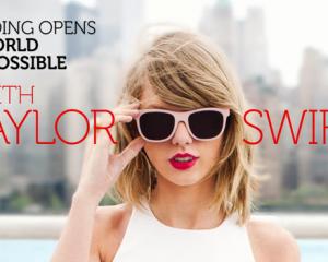 Taylor Swift dona 25mila libri alle scuole americane