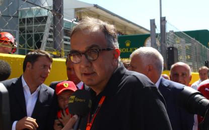 """Marchionne: """"Stiamo pensando ad un ritorno dell'Alfa Romeo in F1″"""