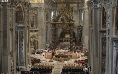 Gli impegni di Papa Francesco nei mesi di gennaio e febbraio