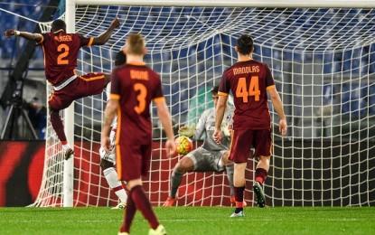 Juventus-Roma 1 a 0