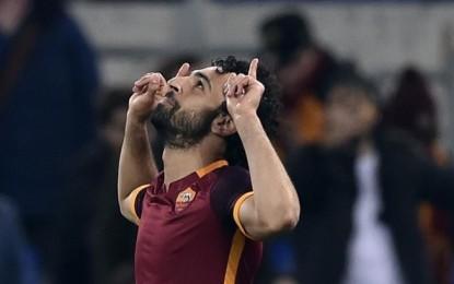 Serie A: Roma-Palermo 5-0