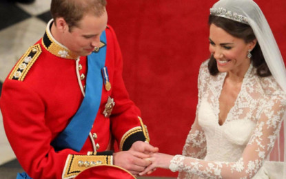 William & Kate, a 5 anni dal matrimonio