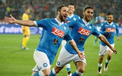 Serie A: Napoli vola in Champions