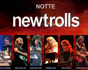 Notte New Trolls a Lignano Pineta il 17 Agosto