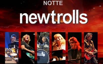 Notte New Trolls rinviata al 1 Settembre