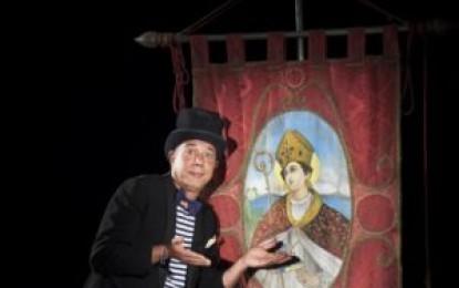 Il Teatro Cilea di Napoli apre la stagione 2016/17 con Federico Salvatore