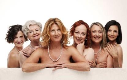 """""""Calendar Girls"""" va di scena al Teatro Diana di Napoli dal 9 novembre."""