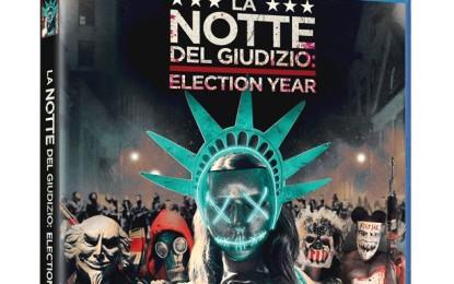 La Notte del Giudizio – Election Year in Bluray, DVD e On Demand dal 16 Novembre