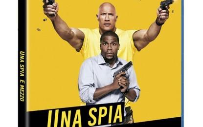 Una Spia e Mezzo in Bluray e DVD Universal