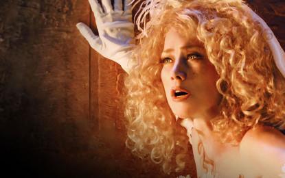 """Al Teatro Augusteo di Napoli Nancy Brilli sarà in scena con """"Bisbetica."""