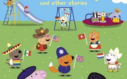 PEPPA PIG e CURIOSO COME GEORGE a Dicembre in DVD Universal