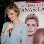 "Serena Autieri attends the photocall of ""Diana & Lady D""."