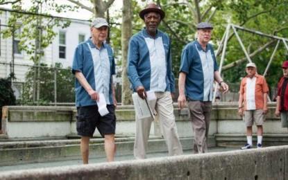 """Freeman, Caine e Arkin, tre """"nonnetti"""" rapinatori da Oscar in """"Insospettabili sospetti"""""""