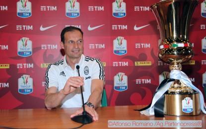 E' il giorno della Finale: Allegri pronto a raccogliere, ma Inzaghi ha fiducia dell'ottima condizione dei suoi.