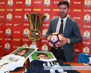 Juventus-Lazio vinca il migliore: ecco Salas, l'ambasciatore della Tim Cup.