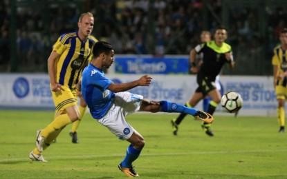 Goleada a Trento: in  rete oltre al solito Mertens anche Chiriches (da centrocampo), Milik (2 goal) e prima rete per Ounas