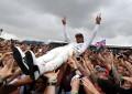 F1 Gran Bretagna: trionfo di Hamilton, Vettel è solo 7° Doppietta Mercedes con Bottas, un punto separa i duellanti mondiali