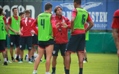 Chiusa la prima fase della preparazione del Cagliari.