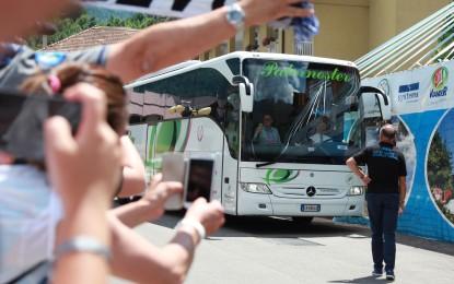 Il Napoli arriva a Dimaro, inizia ufficialmente la preparazione alla stagione 2017/2018