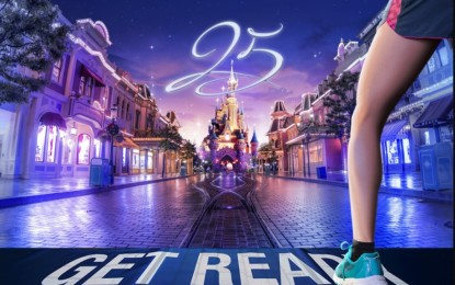 Disneyland Paris: il Magic Run Weekend (21 – 24 Settembre 2017)