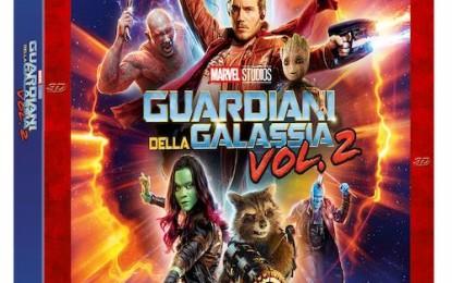 GUARDIANI DELLA GALASSIA VOL.2: in Home Video dal 30 Agosto